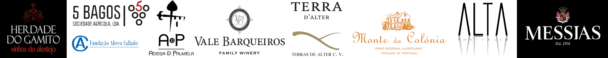 Our exclusive wineries partners